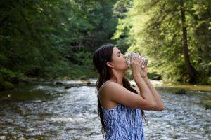 Air Minum Layak Konsumsi